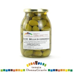 Olive bella di Cerignola in...